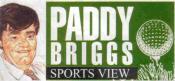 Paddy Briggs