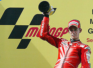 Casey Stoner Best 2007 World Champions
