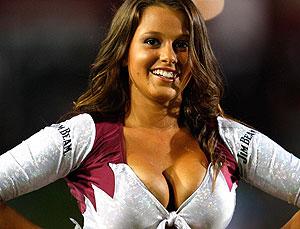 Jenna jameson cheerleader