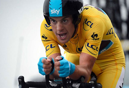 Richie Porte wins 2013 Paris-Nice