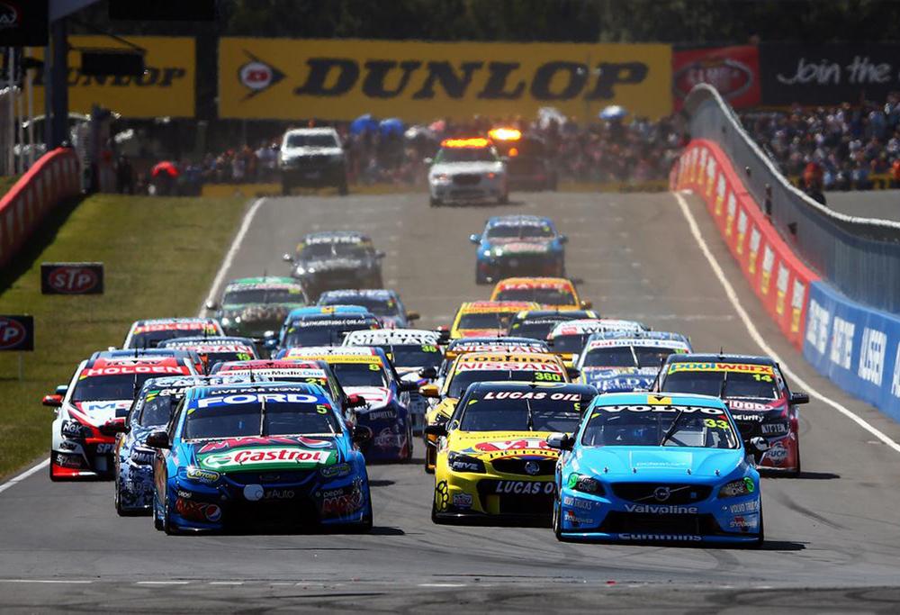 V8 Supercars get a naming rights sponsor for 2017   The Roar