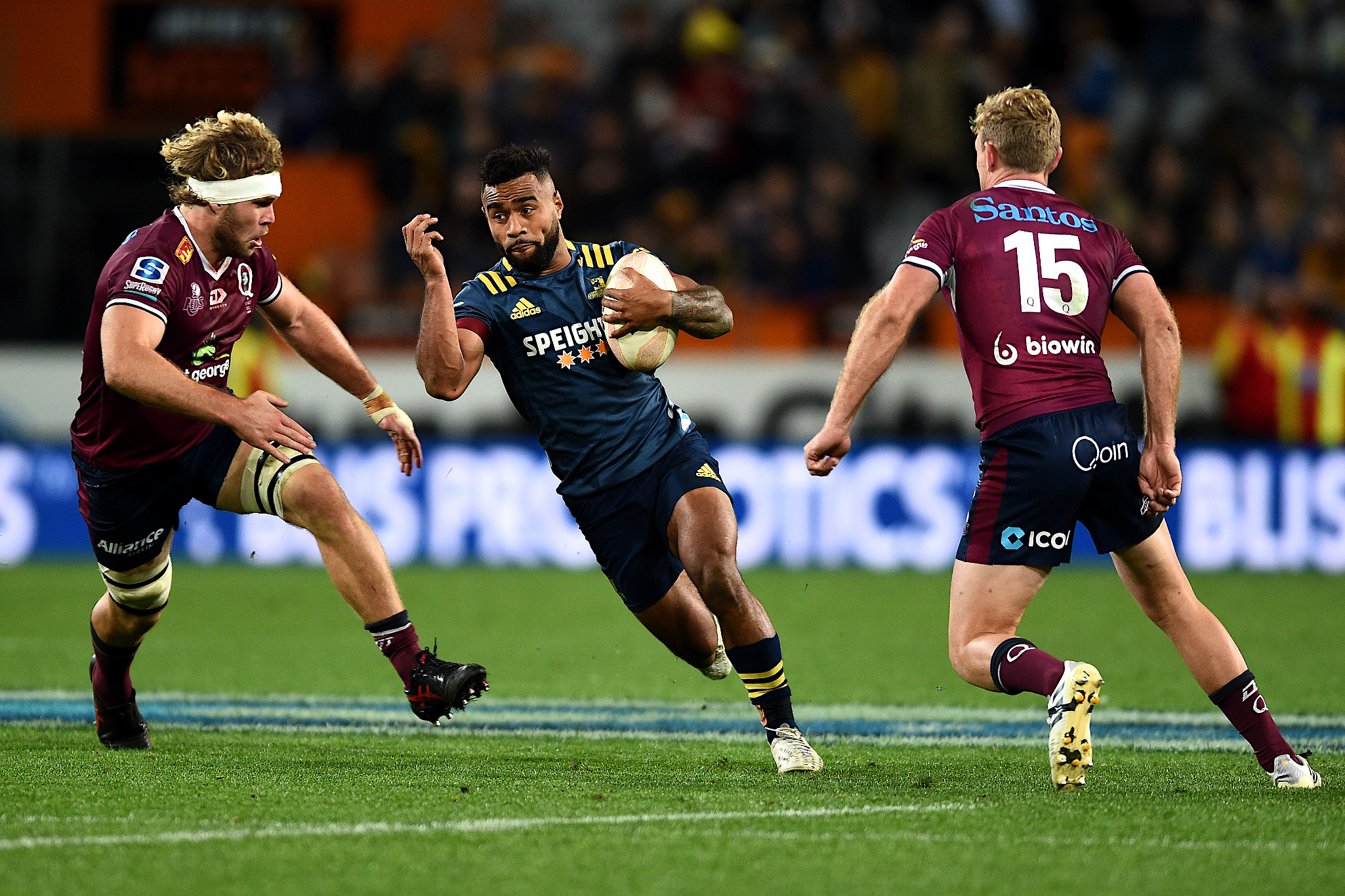 The Wrap: Goldilocks, Super Rugby and the three bears