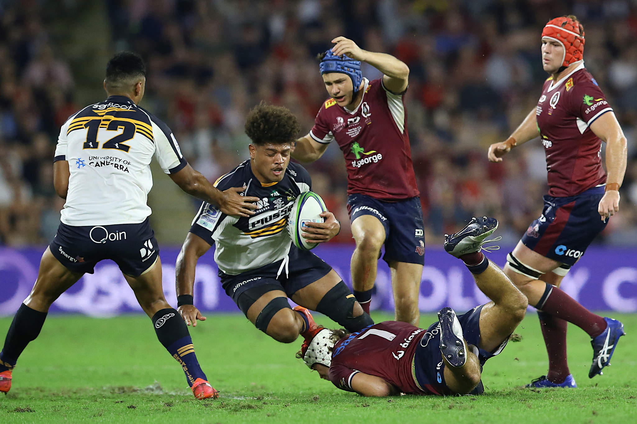 Brumbies DIY player ratings vs Reds: The results